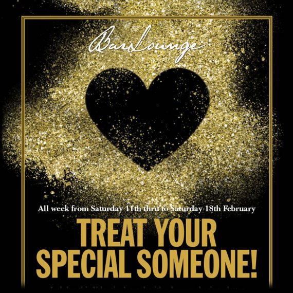 Treat your special someone